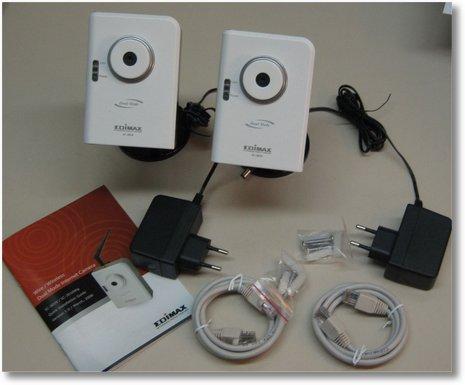 EDIMAX IP Camera Bild1