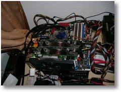 AMD ATI HD6850 Crossfire mit nVidia GTX460 PhysX