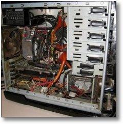 pc verkablung im computer fachgeschäft 15230 frankfurt oder