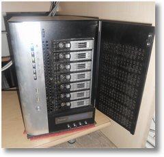 NAS Laufwerk Thecus N7700 Bild 2
