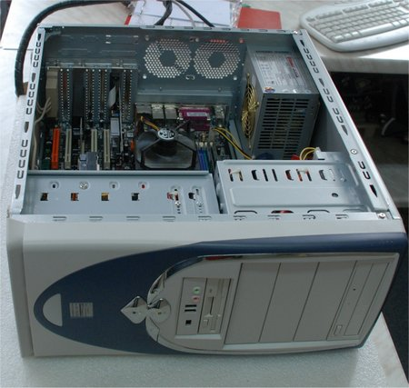 Case2000 - ein alter Bekannter Bild 1