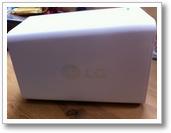 LG NAS N2A2 04 unboxing etwas eigenwilliges Design
